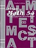 Math 54, Stephen Hake and John Saxon, 156577034X