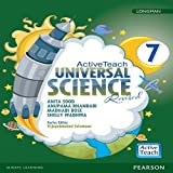 Activeteach Universal Science 7 by Pearson for CBSE Class 7