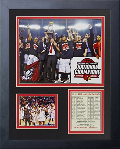 2013 Louisville Cardinals Champions - Podium 11