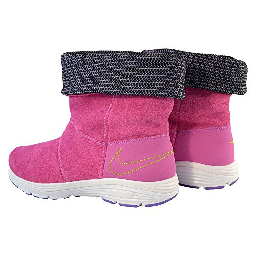 Nike - Dual Fusion Jill Boot GS - 525261501 - Couleur: Rose - Pointure: 36.0 8ZyMbB