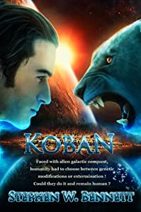 Koban by Stephen W Bennett ebook deal