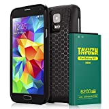Best Battery For Galaxy S5s - TAYUZH Galaxy S5 Battery | 6200mAh Extended Li-ion Review