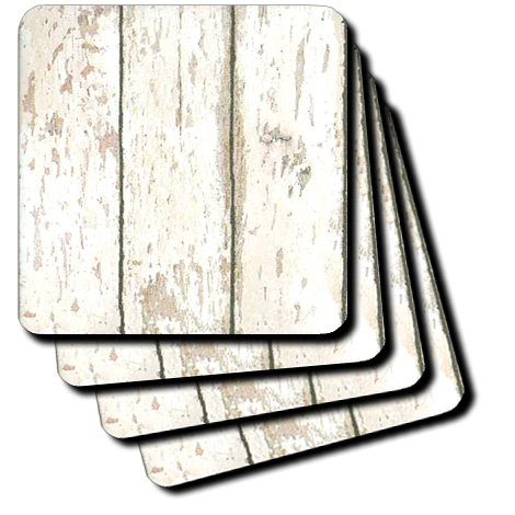 3dRose cst 109926 1 Country Planks Soft Coasters