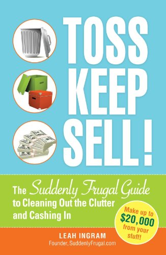 Toss Keep Sell (The Life Changing Magic Of Tidying Up Checklist)