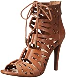 Jessica Simpson Women's Emerita Dress Pump, Light Luggage, 8.5 M US