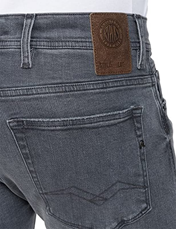 Replay Jondrill Skinny dżinsy męskie: Odzież