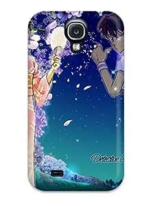 Galaxy S4 EwZFqHX14860sJPvT Detective Conan Tpu Silicone Gel Case Cover. Fits Galaxy S4