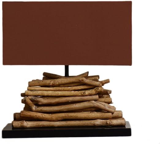 Lámparas de escritorio Lámparas de mesa y mesilla Luz creativa de ...