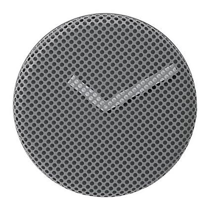 Ikea sippra Reloj de pared en gris; (30 cm)
