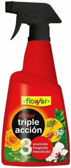 Flower 30614 - afidor Triple acción 500 ml, 500ml