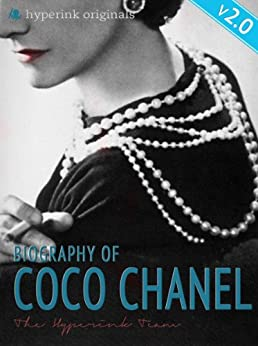 brief bio of coco chanel Biographer rhonda garelick has chanel's ambitious life  first pages of  mademoiselle, her biography on womenswear radical coco chanel.