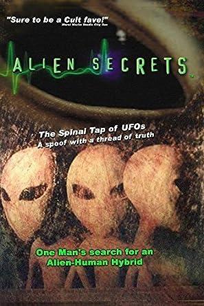 Amazon com: Alien Secrets by Brandon Scott: Brandon Scott