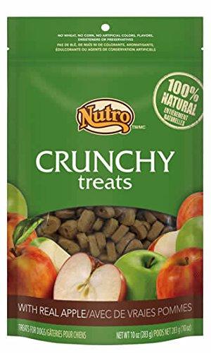 Nutro Natural Choice Crunchy Treats With Real Apples Dog Treats ()