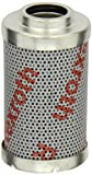 Bosch Rexroth R928017111 Micro-glass Filter Element, Cartridge Type, 0.87'' ID x 1.85'' OD x 3.30'' Tall, 10 Micron (Absolute), Without Bypass Valve; Removes Particle Contaminants and Protects Hydraulic Systems