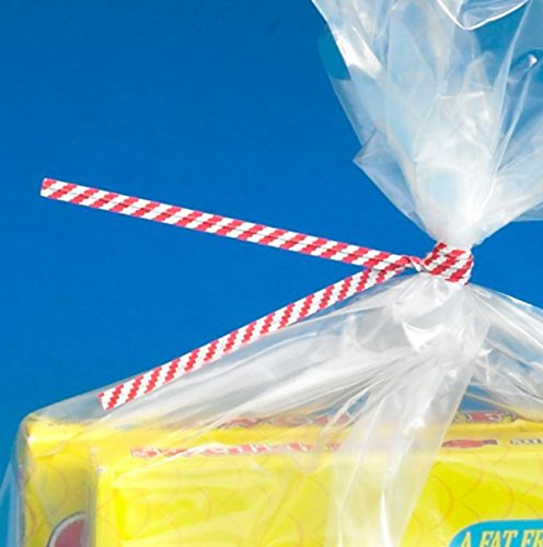 Red Candy Stripe (RetailSource PBT7CSx2000 7 x 5/32
