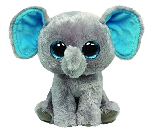 809db915e68 Ty Beanie Boos - Peanut the Elephant(6 inch) Plush Stuffed Toy - Buy Online  in Oman.