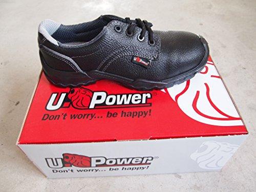 UPOWER - Calzado de protección para hombre negro - negro