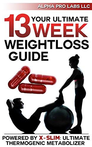 Your Ultimate Week Weightloss Guide ebook