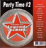 Legends #246 PARTY TIME #2 Karaoke CDG Disk 16 Wedding Fun Songs by N/A (0100-01-01)