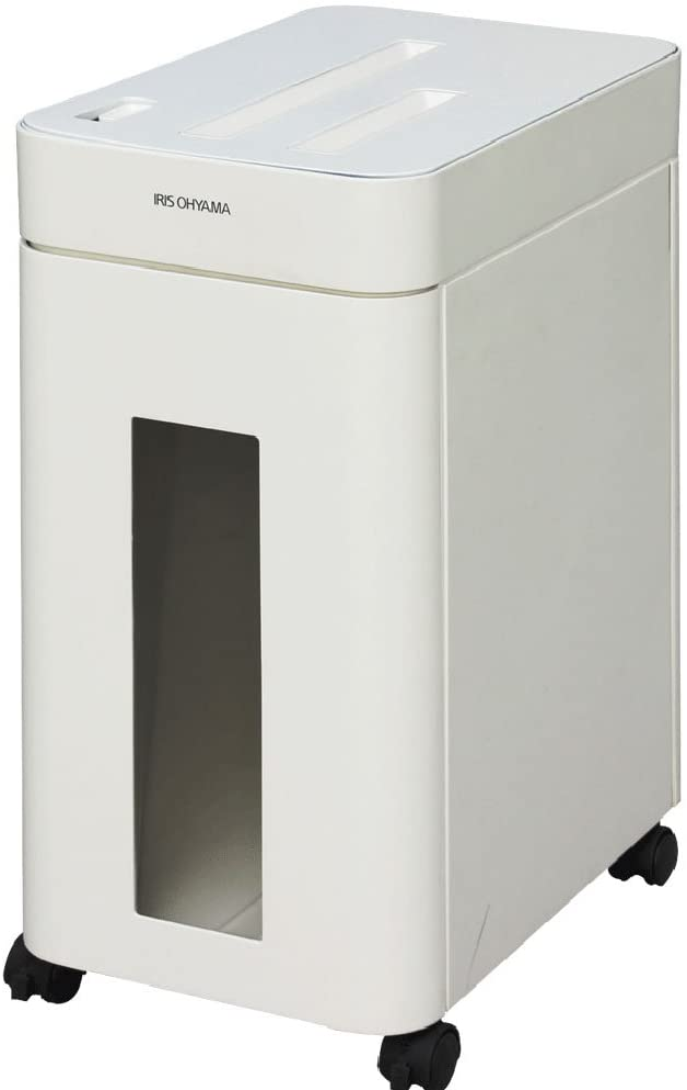 アイリスオーヤマ 電動 シュレッダー PS8HMI