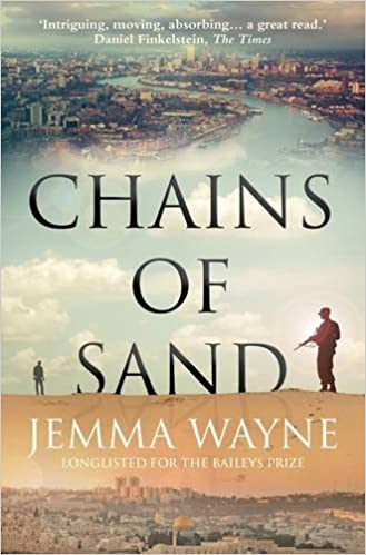 chains of sands jemma wayne blog tour