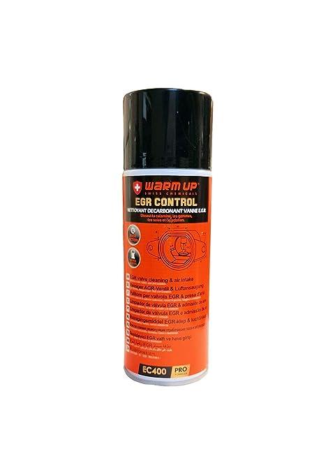 WARM UP EGR Spray CONTROL preventivo y curativo válvula EGR