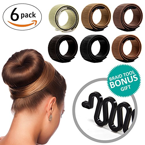 french twist hair accesory - 3