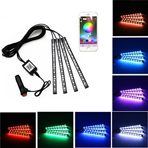 Change Color Led Light Android