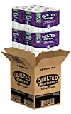 Quilted Northern Ultra Plush Toilet Paper, 48 Double Rolls, 48 = 96 Regular Rolls, 3 Ply Bath Tissue, 4 Pack of 12 Rolls (2 Pack 48 Double Rolls) (Pack of 2): more info