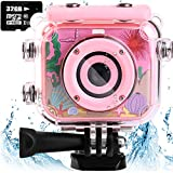 Best Cameras For Kids - denicer Waterproof Children's Camera with 2.0 Inch LCD Review