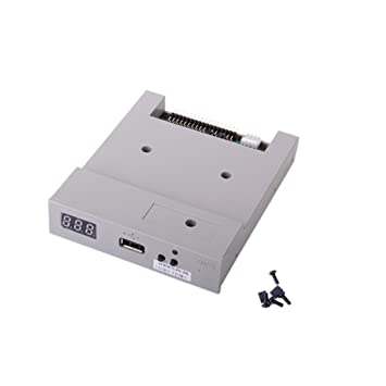 MagiDeal SFRM72-FU-DL Floppy Drive USB Emulator for 720KB Electronic