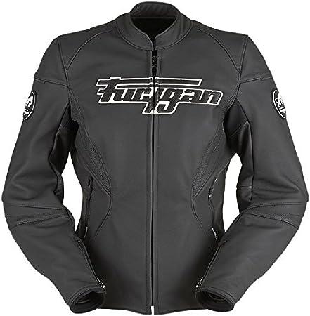 Furygan Jacket Kali Lady Black//White Size XL