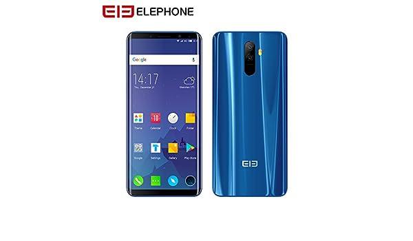 Elephone U Pro 【 6GB/128GB 】 4G Smartphone sin Contrato, 5.99 3d ...