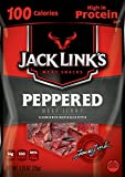 Jack Link's Meat Snacks Beef Jerky, Peppered, 1.25 Ounce (Pack of 10) Review