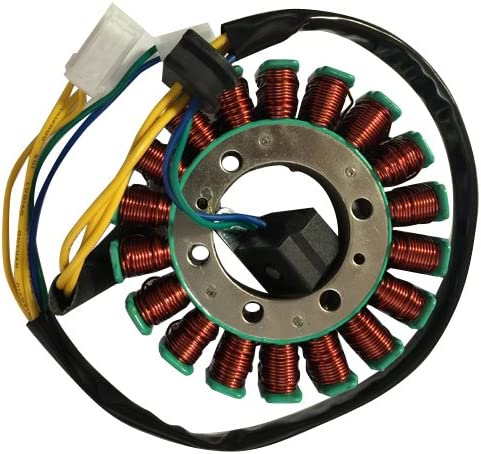 Magneto Stator 18 Coil 250cc Linhai Yamaha Water Cooled Engine Scooter Moped