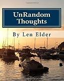 UnRandom Thoughts, Len Elder, 1456468375