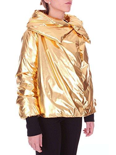 1g12tmy3m2h81 Piumino Pinko Poliestere Oro Donna vHXT1