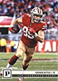 2018 Panini NFL Football #260 George Kittle San Francisco 49ers Official Trading Card