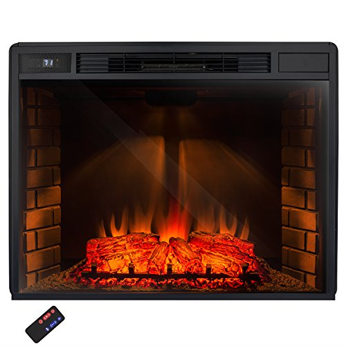 Freestanding Electric Fireplace Control AZ EF05 33