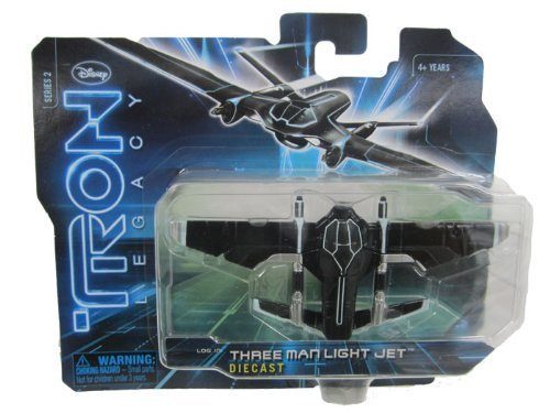 Tron Legacy Series 1 Die Cast Vehicle Clus Light Cycle