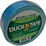 "Duck® Double-Sided Duct Tape - 36 Feet (1.41"" Width x 12 Yards)"