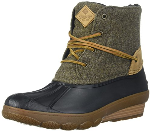 Image of Sperry Top-Sider Women's Saltwater Wedge Tide Wool Rain Boot