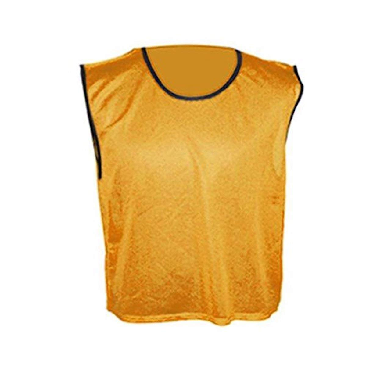Basketball Football Volleyball UCC Mesh Training Sports Bib//Jercsey//Vest for Soccer Pack of 5 Rugby etc,