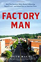 Factory Man Front Cover