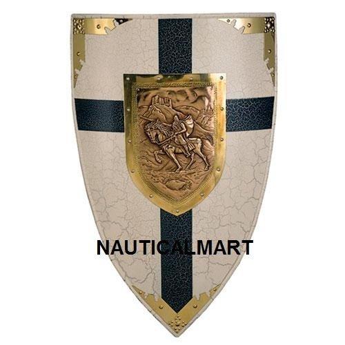 NAUTICALMARTプレートArmour El Cid Shield B0795H2P79