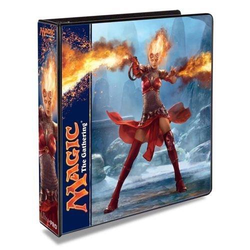 2014 Core Set - Magic: the Gathering - Ultra Pro 2 inch 3 Ring Binder / Album: Magic 2014 Core Set - Chandra