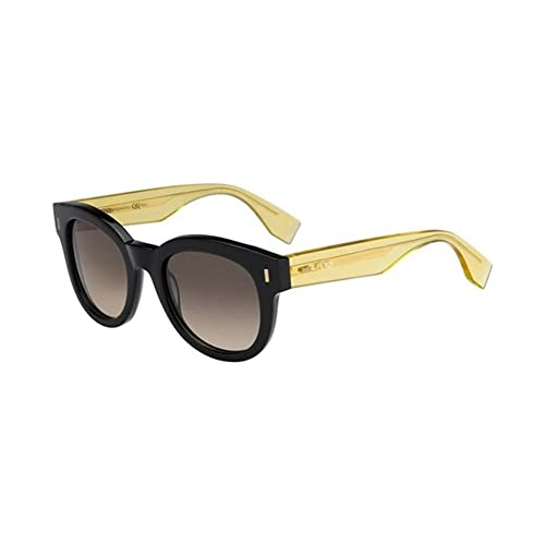 Amazon.com: Fendi Bold Redondas anteojos De Sol FF 0026/s: Shoes
