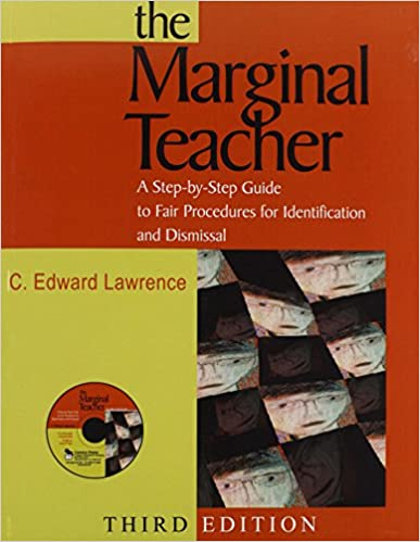 Book The Marginal Teacher: A Step-by-Step Guide to Fair Procedures for Identification and Dismissal