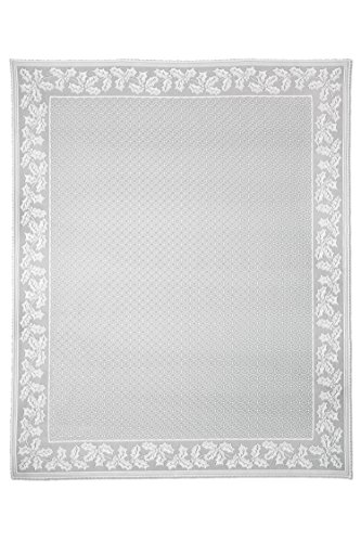 Heritage Lace Holly Vine Rectangle Tablecloth, 70