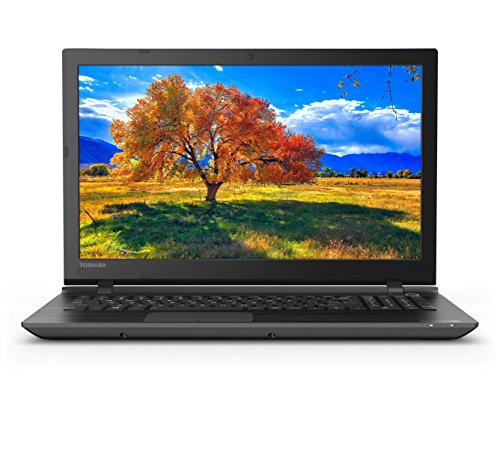 Toshiba Satellite C55-C5241 15.6 Inch Laptop (Intel Core i5 8 GB 1TB HDD Black)